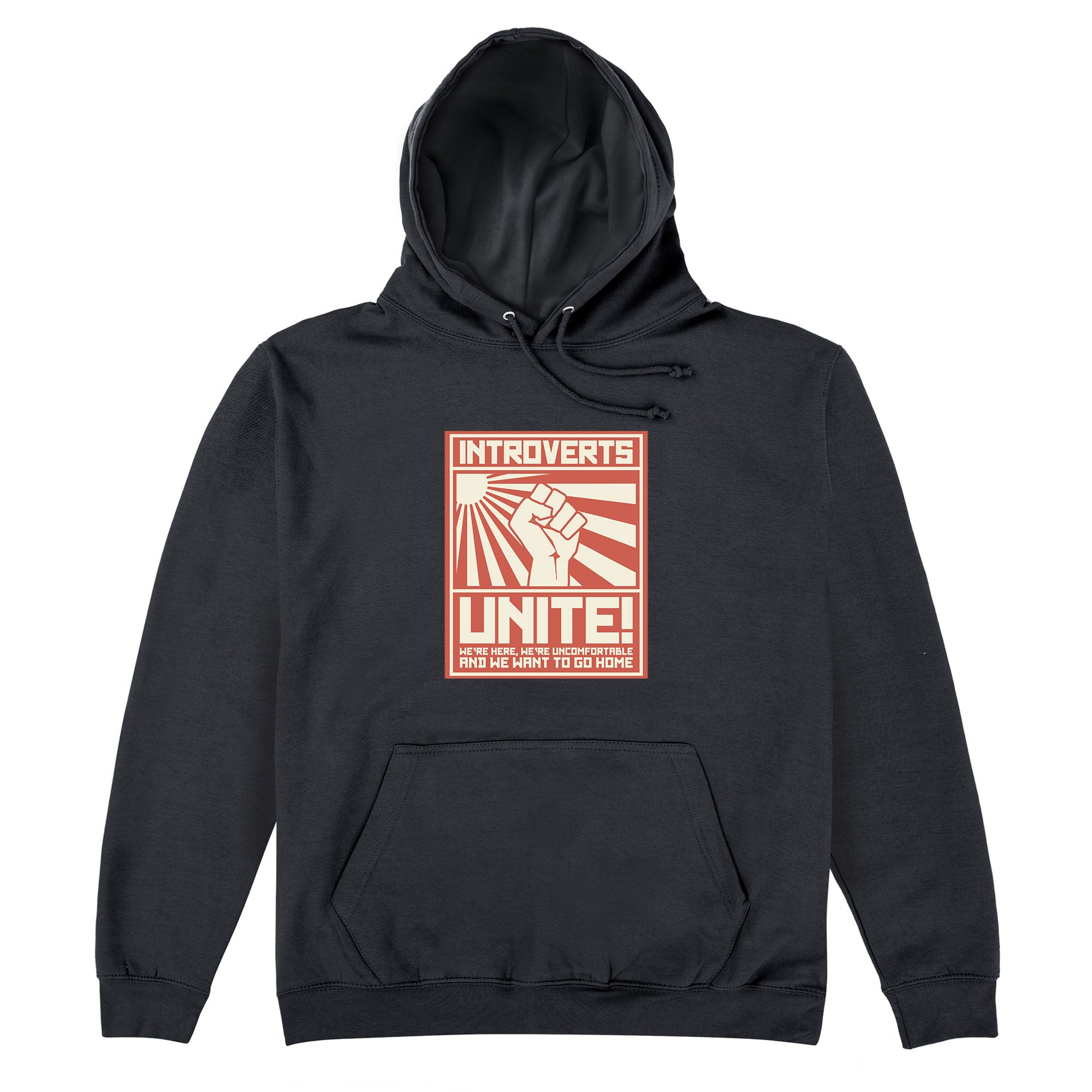 CHEAP Introverts Unite Hoodie 25722908227 – Clothing Accessories