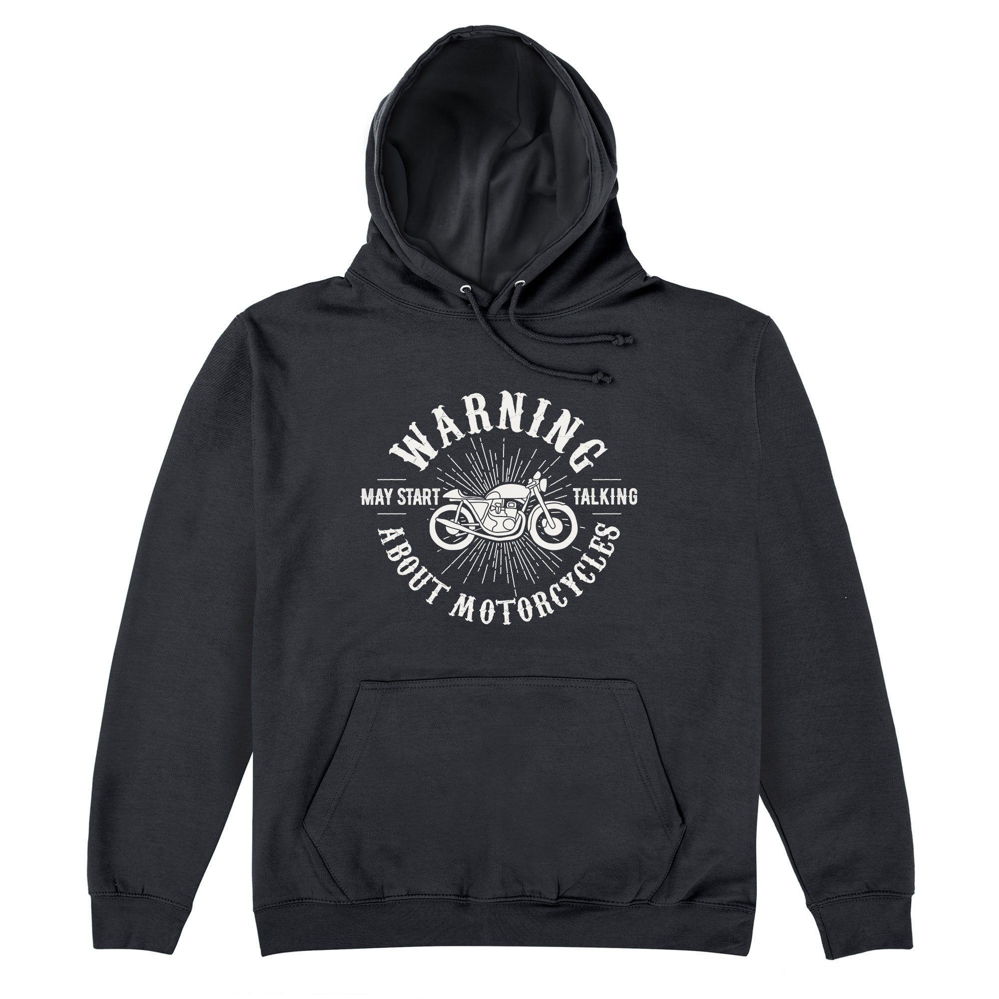 CHEAP May Start Talking About Motorcycles Hoodie 25735409481 – Clothing Accessories