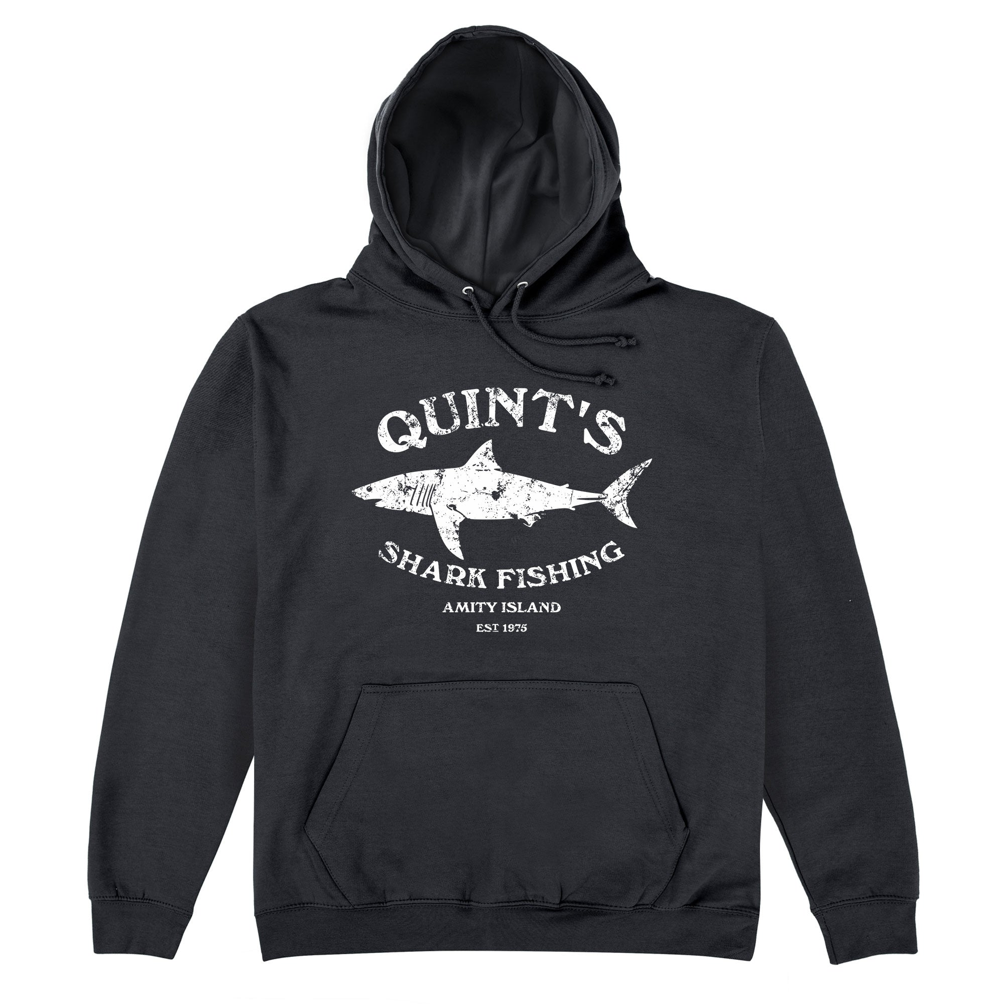 CHEAP Inspired By Jaws – Quint's Shark Fishing Hoodie 25735409429 – Clothing Accessories