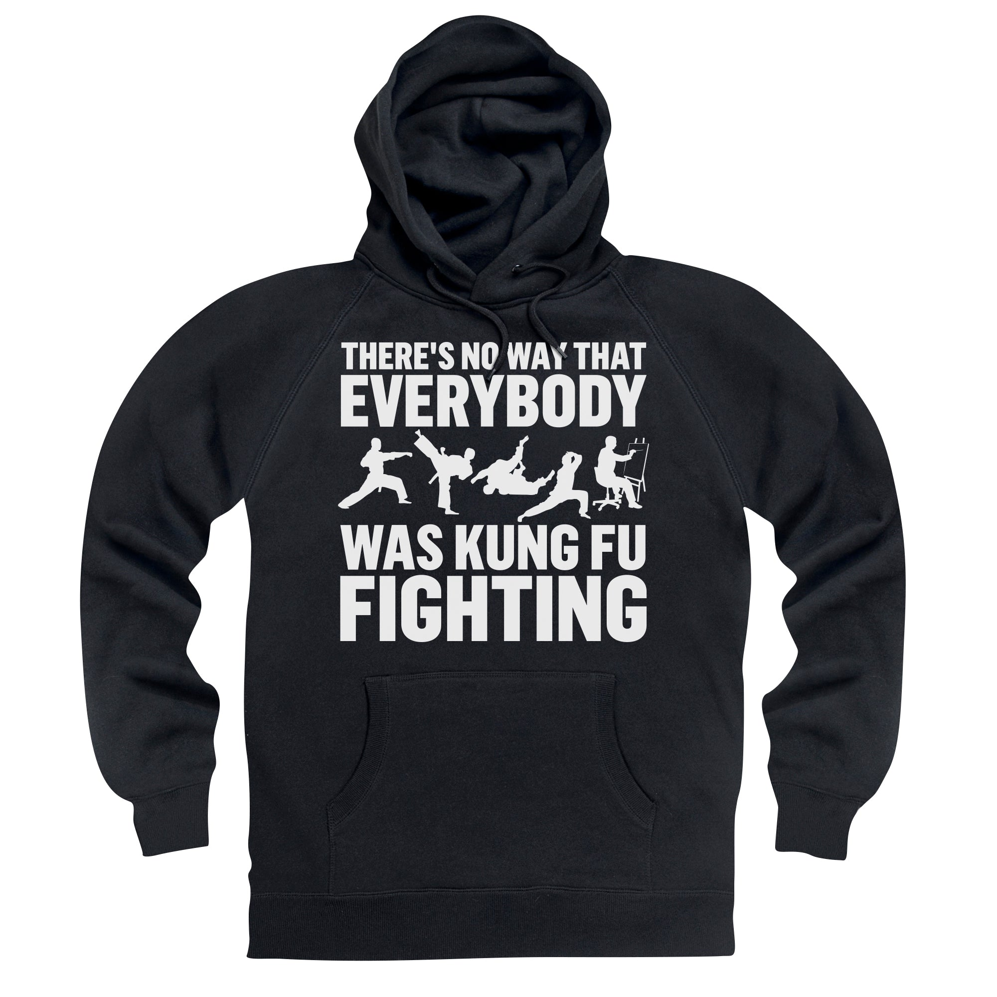 CHEAP Kung Fu Fighting Hoodie 25722908255 – Clothing Accessories