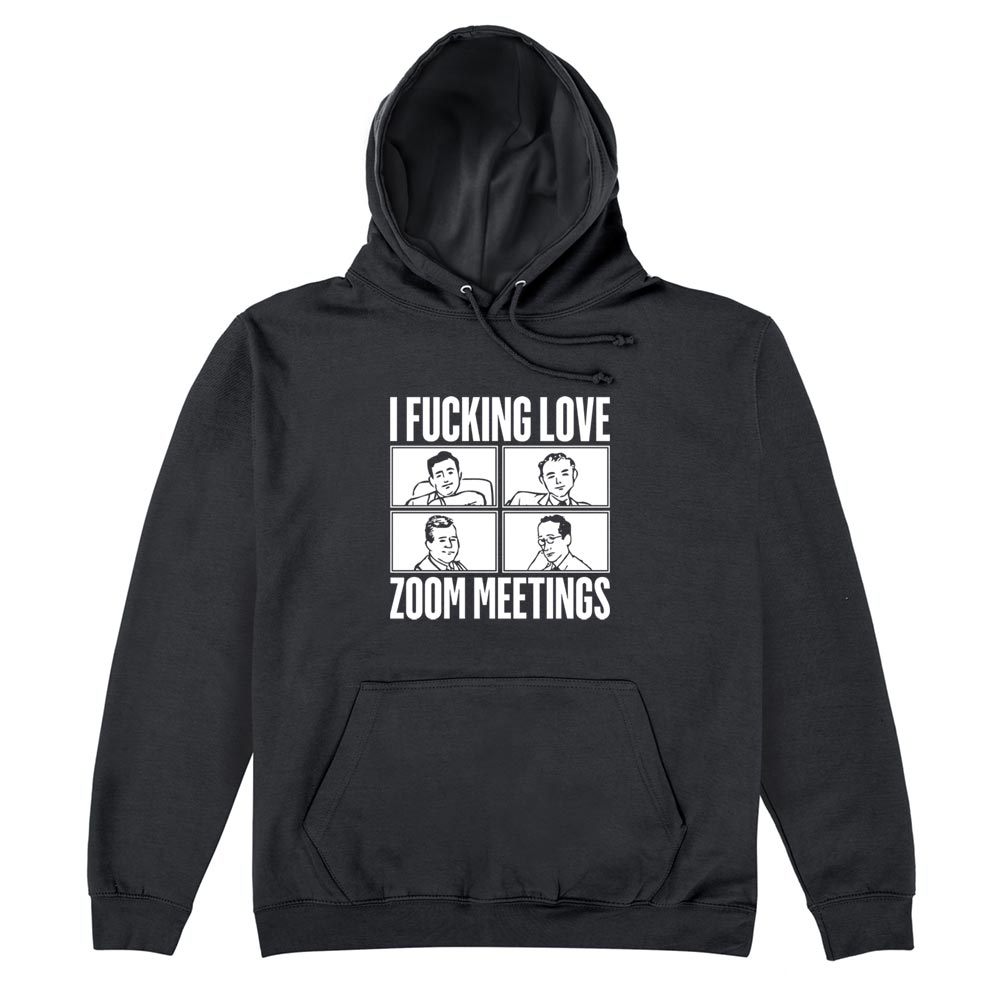CHEAP Zoom Meetings Hoodie 28509921097 – Clothing Accessories