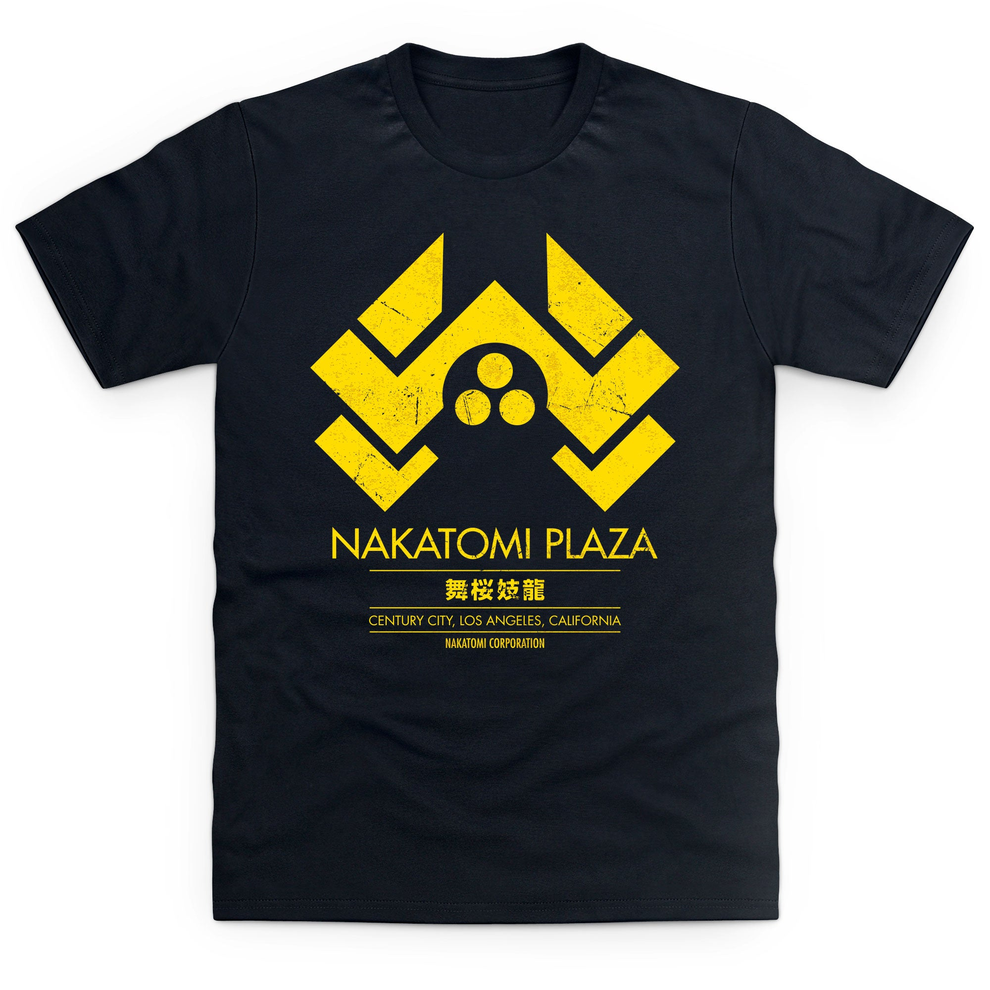 CHEAP Inspired By Die Hard – Nakatomi Plaza Kid's T Shirt 25874570297 – Clothing Accessories