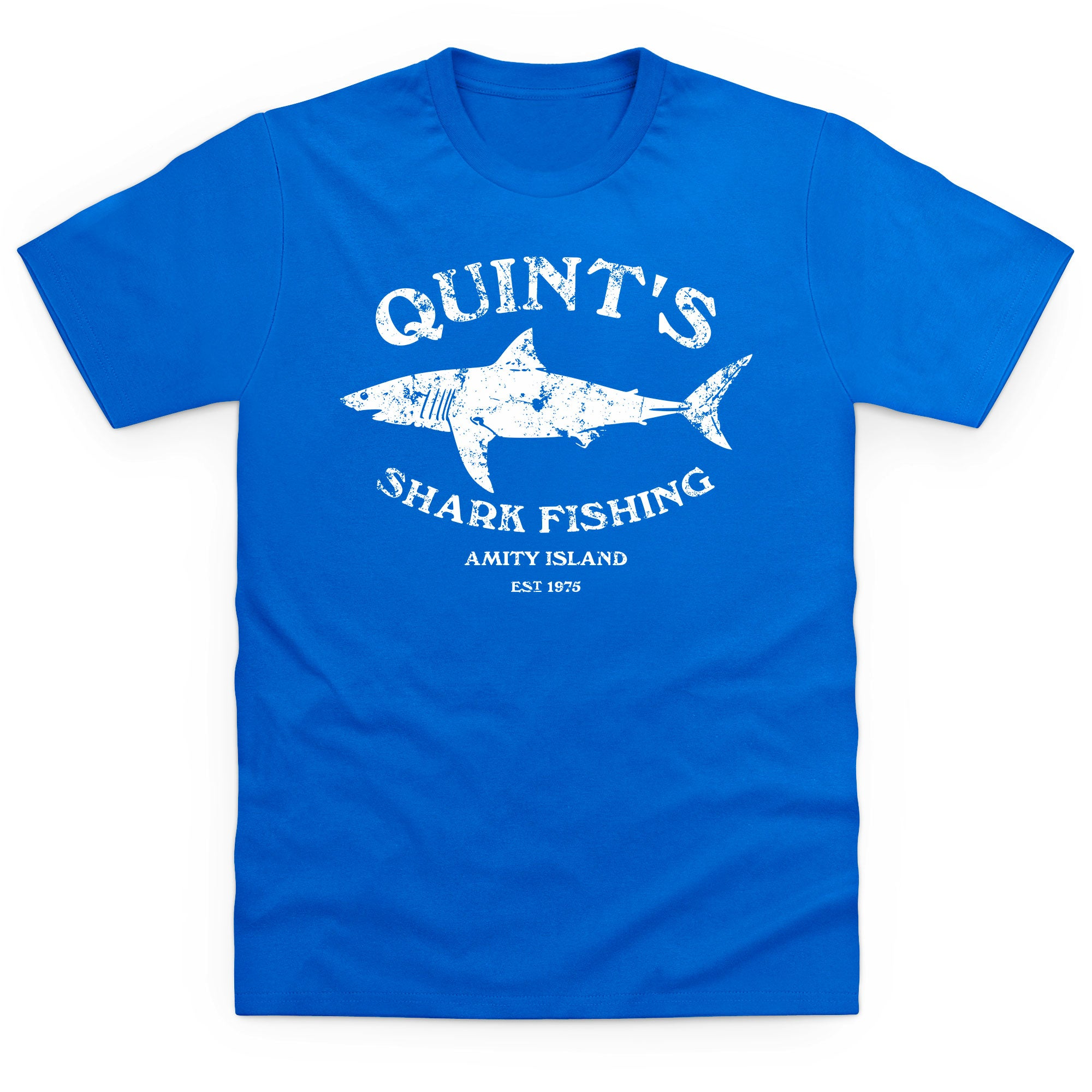 CHEAP Inspired By Jaws – Quint's Shark Fishing Kid's T Shirt 25897396453 – Clothing Accessories