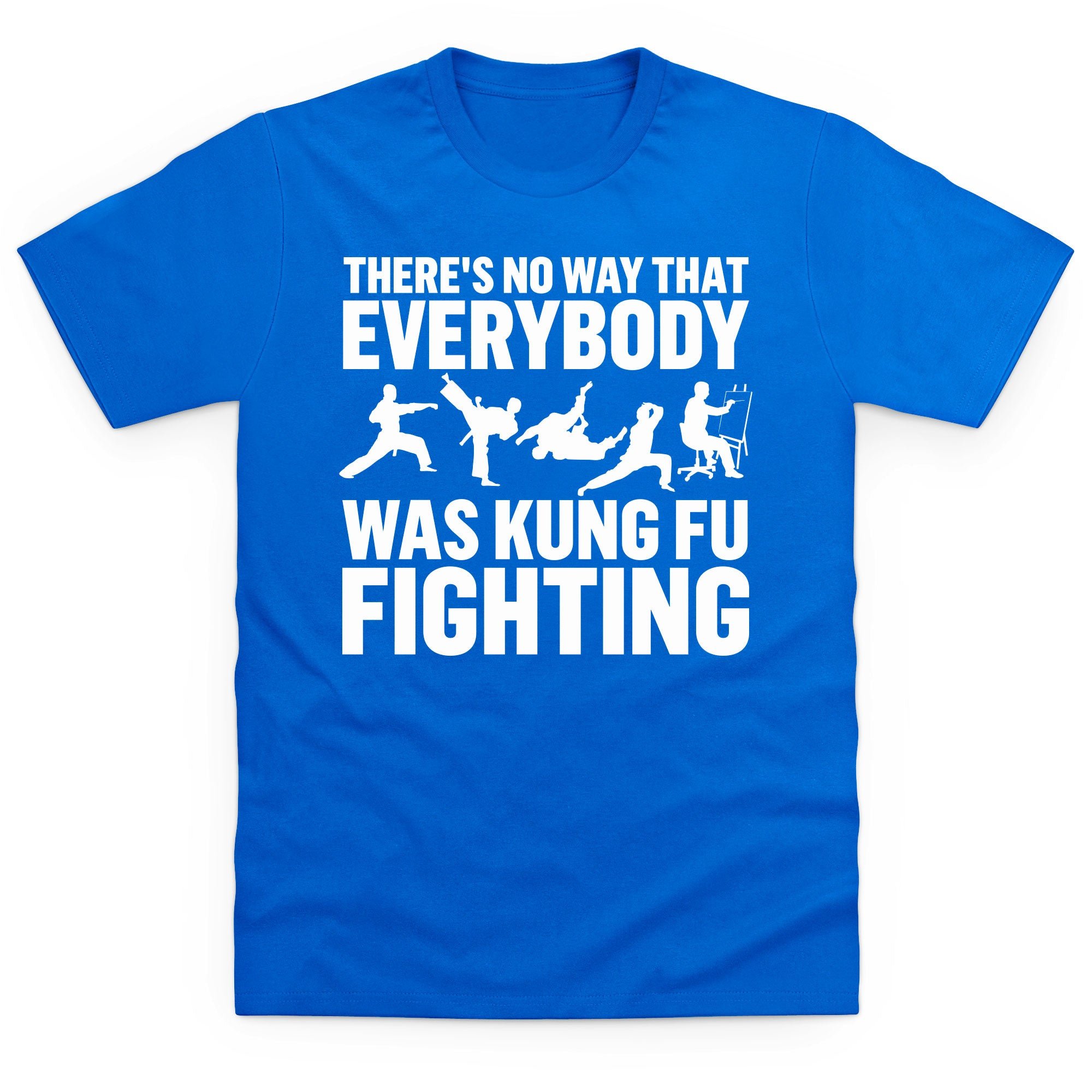 CHEAP Kung Fu Fighting Kid's T Shirt 25897396459 – Clothing Accessories