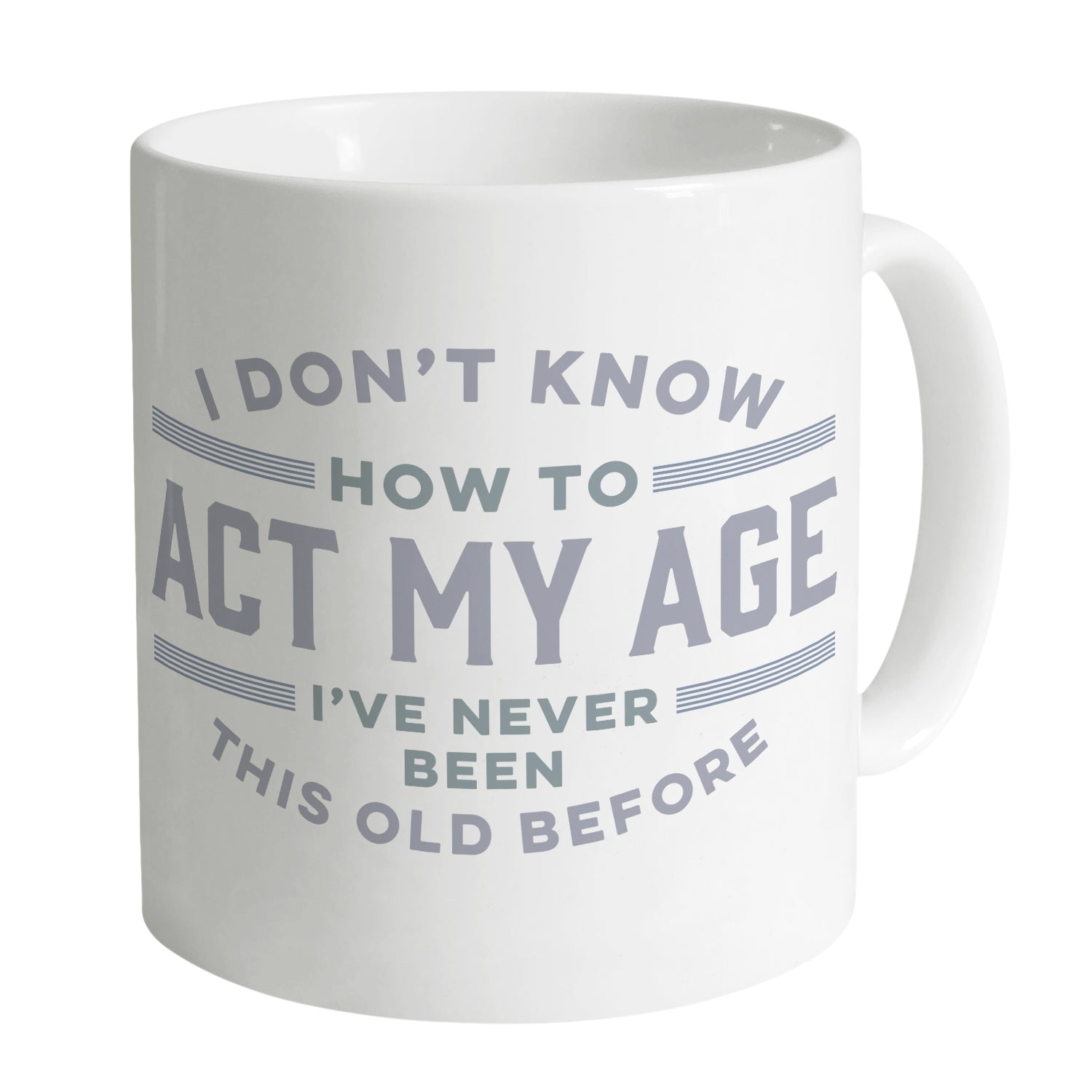 Cheap Never Been This Old Before Mug Clothing & Accessories
