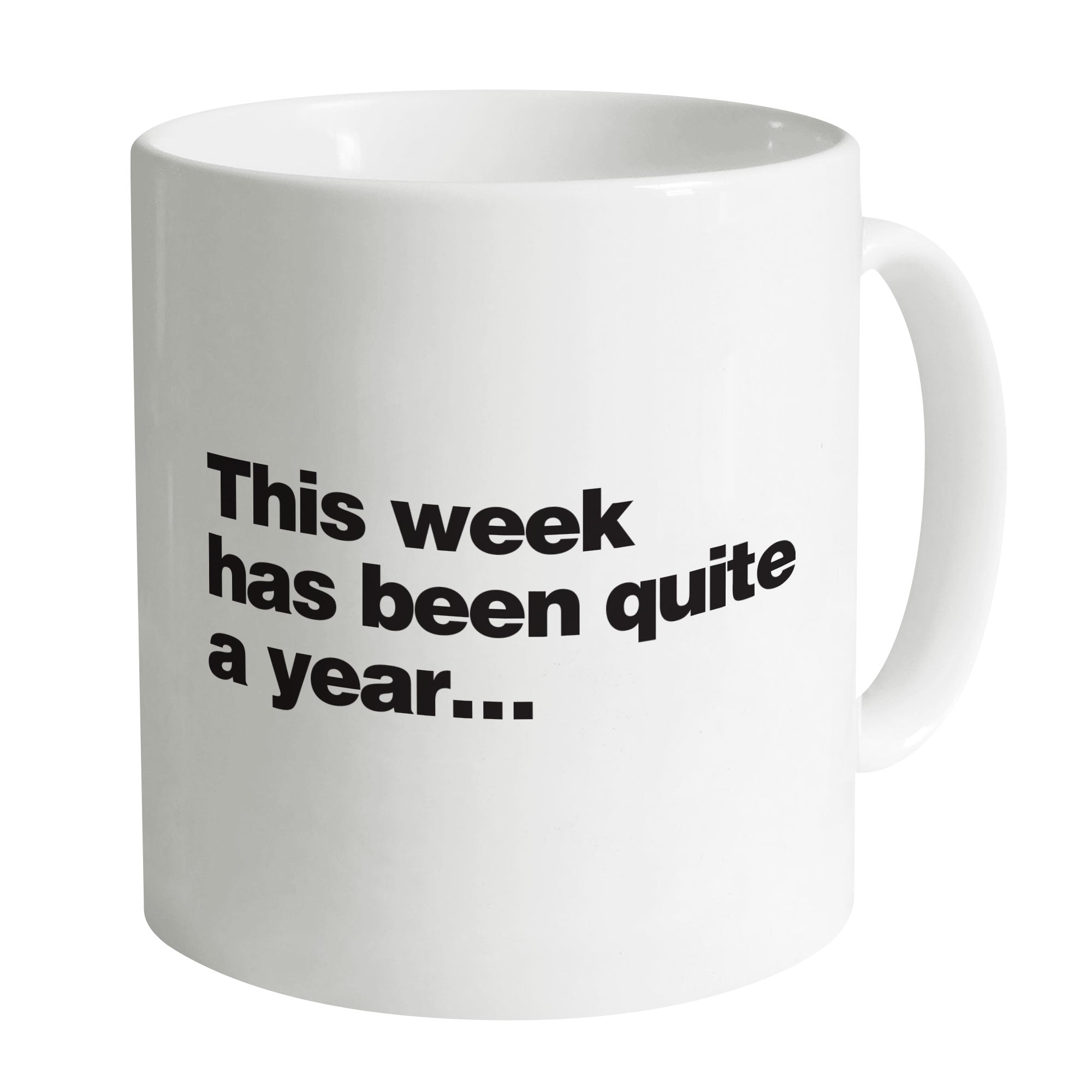 Cheap This Week Has Been Quite A Year Mug Clothing & Accessories