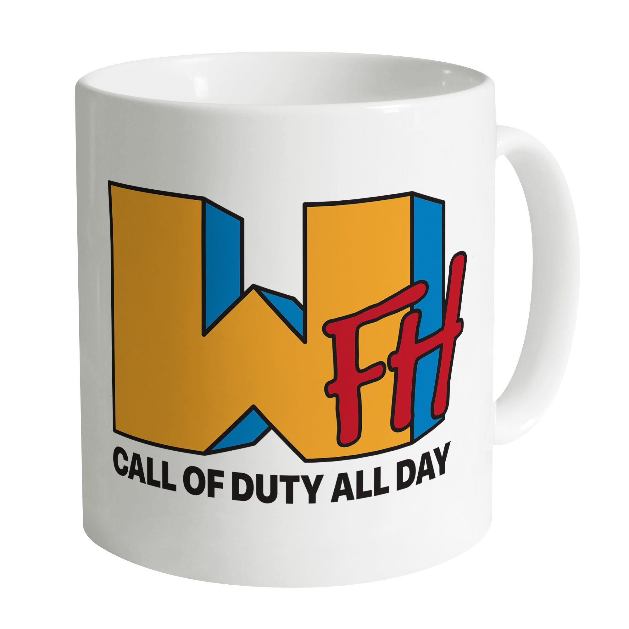 Cheap Work From Home COD Mug Clothing & Accessories