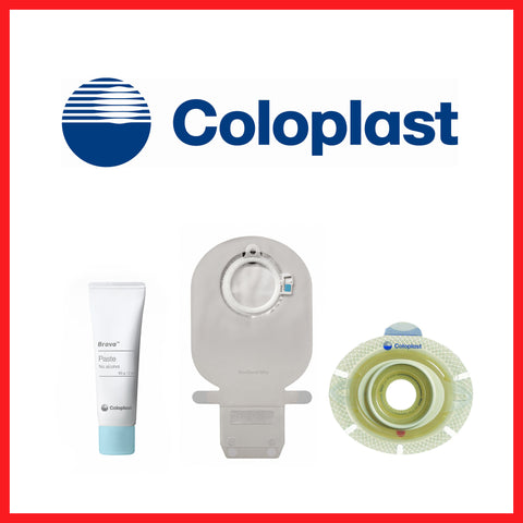Ostomy Supplies (Coloplast)