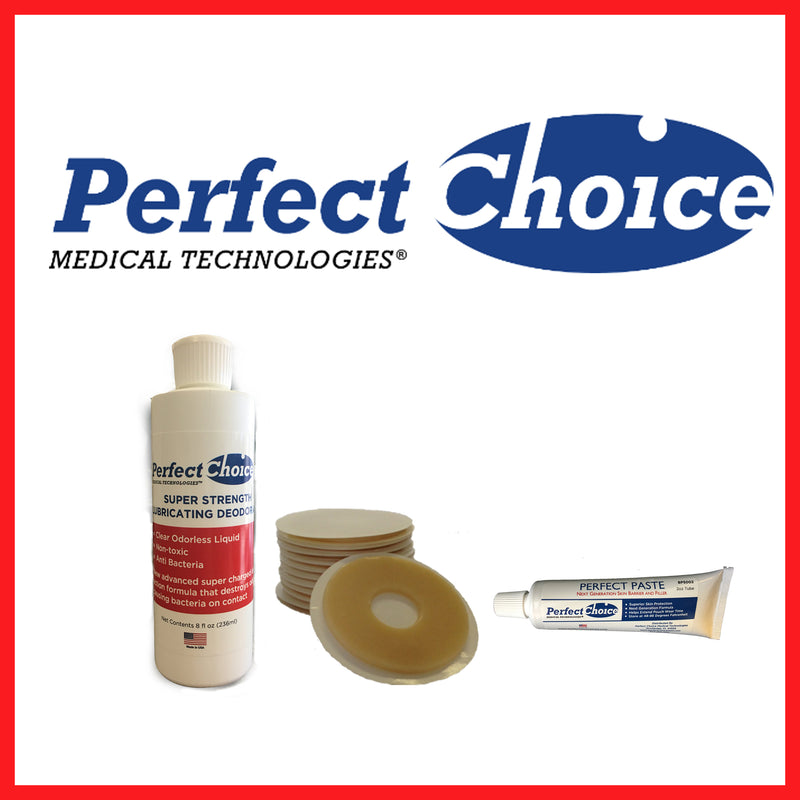 Ostomy Supplies (Perfect Choice)