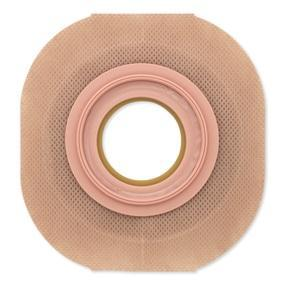 New Image FlexWear Pre-Cut Skin Barrier (Standard wear) Flat with Tape Border