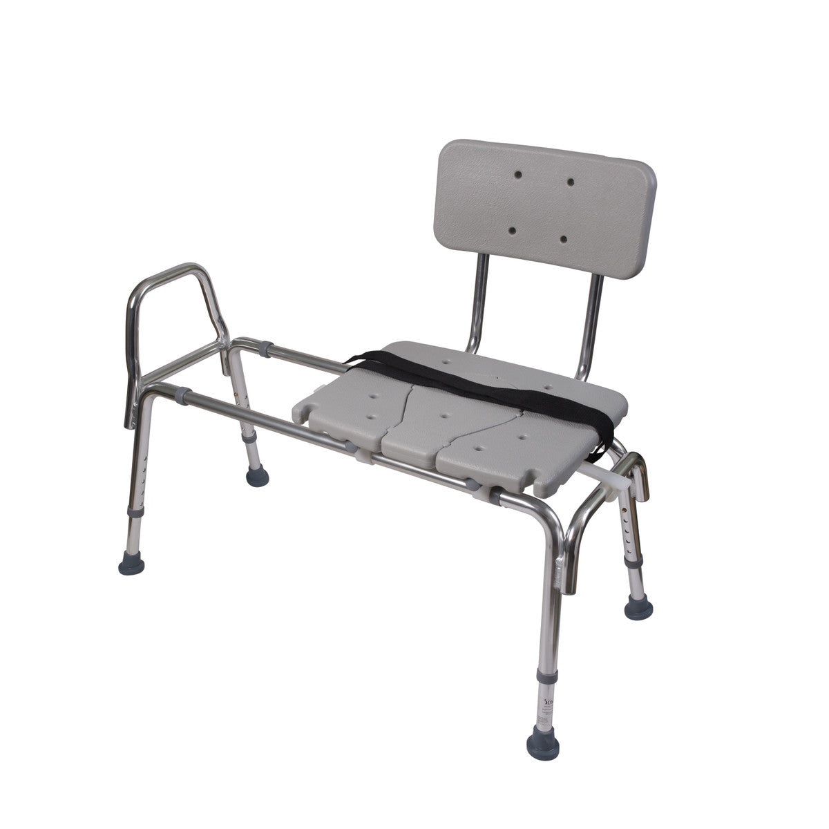 Sliding Transfer Bench Shower Chair at Meridian Medical Supply