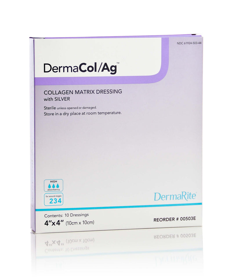 DermaCol™ Collagen Matrix Dressing with Silver