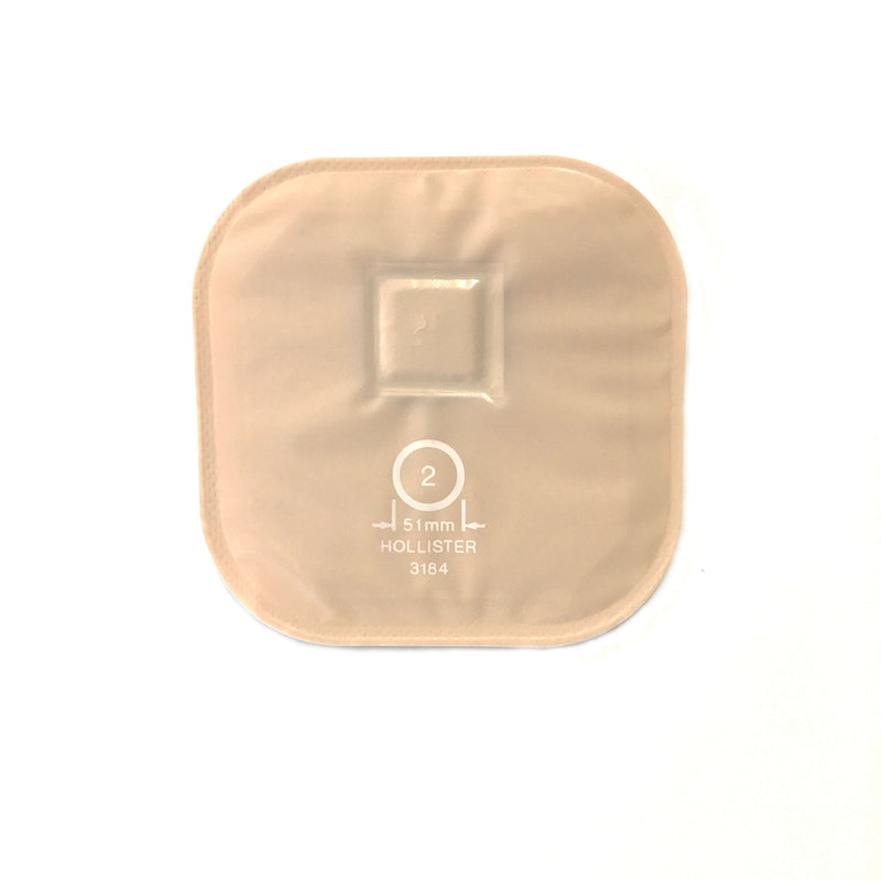 "Stoma Cap 2""  Pre-sized (Beige)"