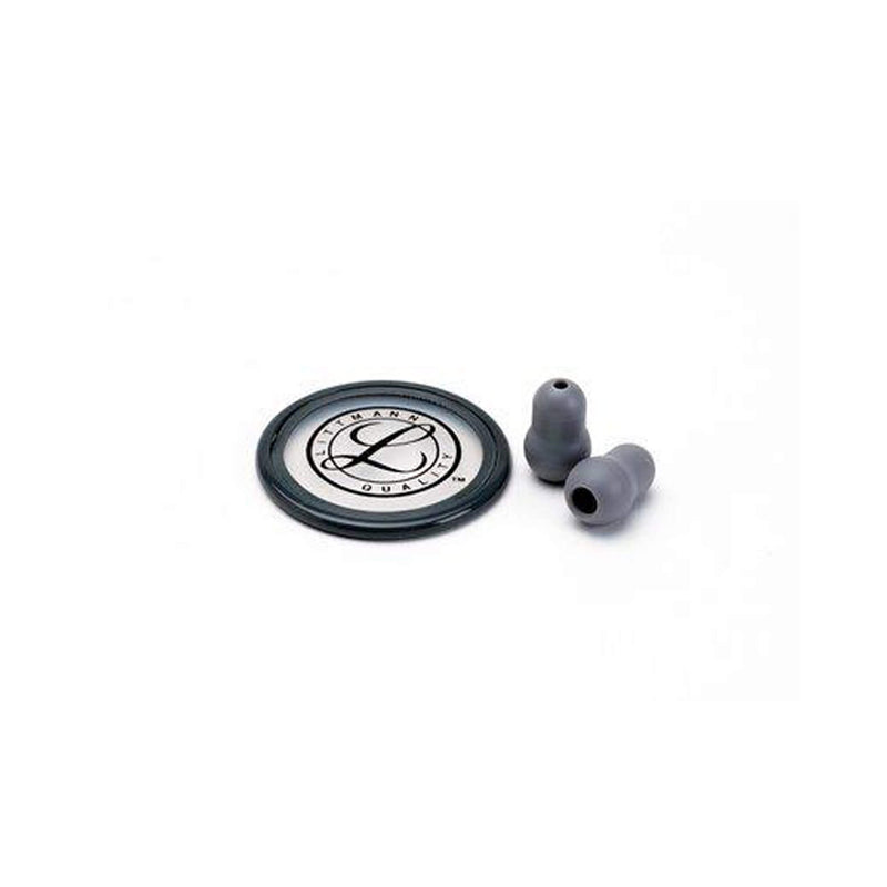 Littmann® Stethoscope Spare Parts Kit, Master Classic™, Gray, 40023