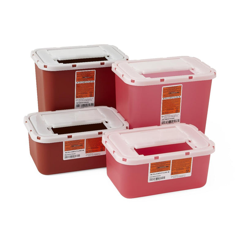 Multipurpose Sharps Containers