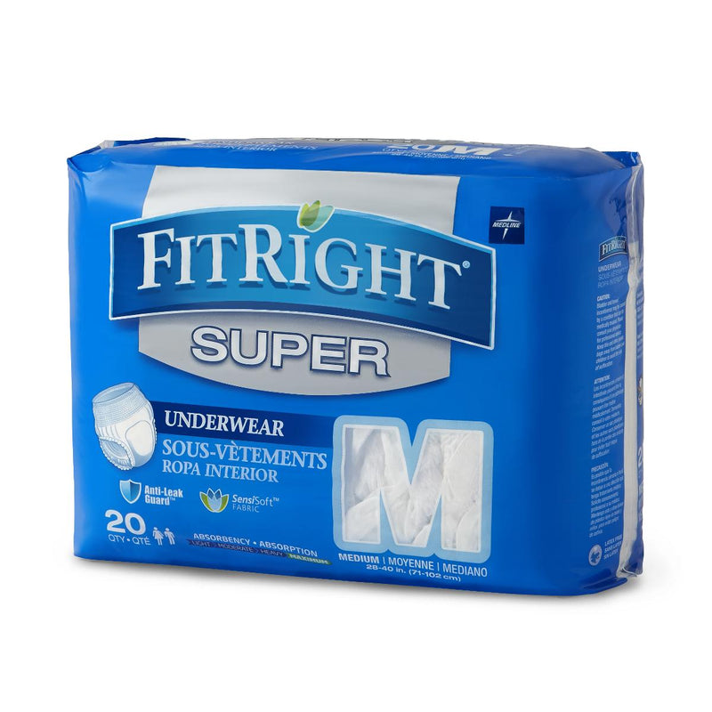 FitRight® Super Protective Underwear