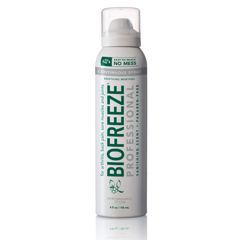 360° Spray, Biofreeze Professional