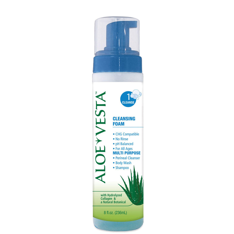 Aloe Vesta® Cleansing Foam