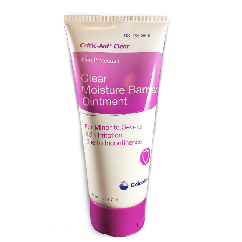 Critic -Aid Clear Barrier Ointment