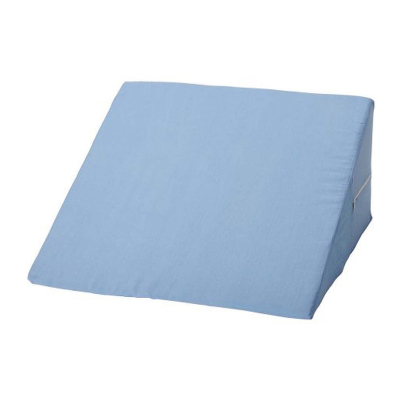 DMI ORTHOPEDIC FOAM BED WEDGE PILLOW (Blue)