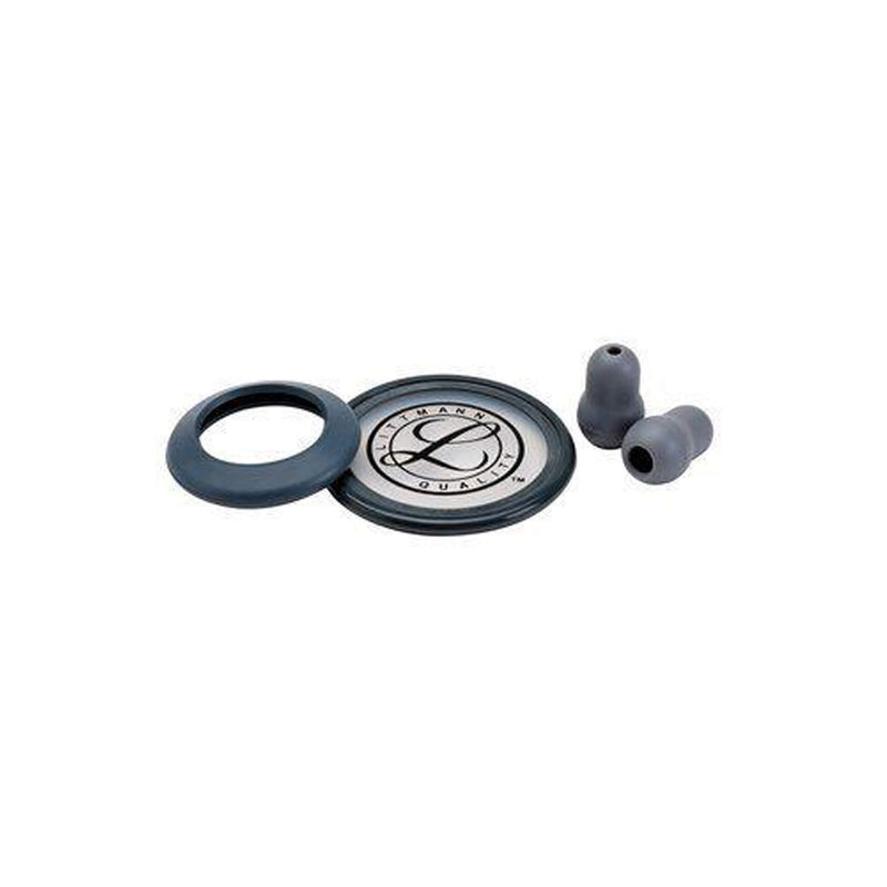 Littmann® Stethoscope Spare Parts Kit, Classic II S.E., Gray, 40006