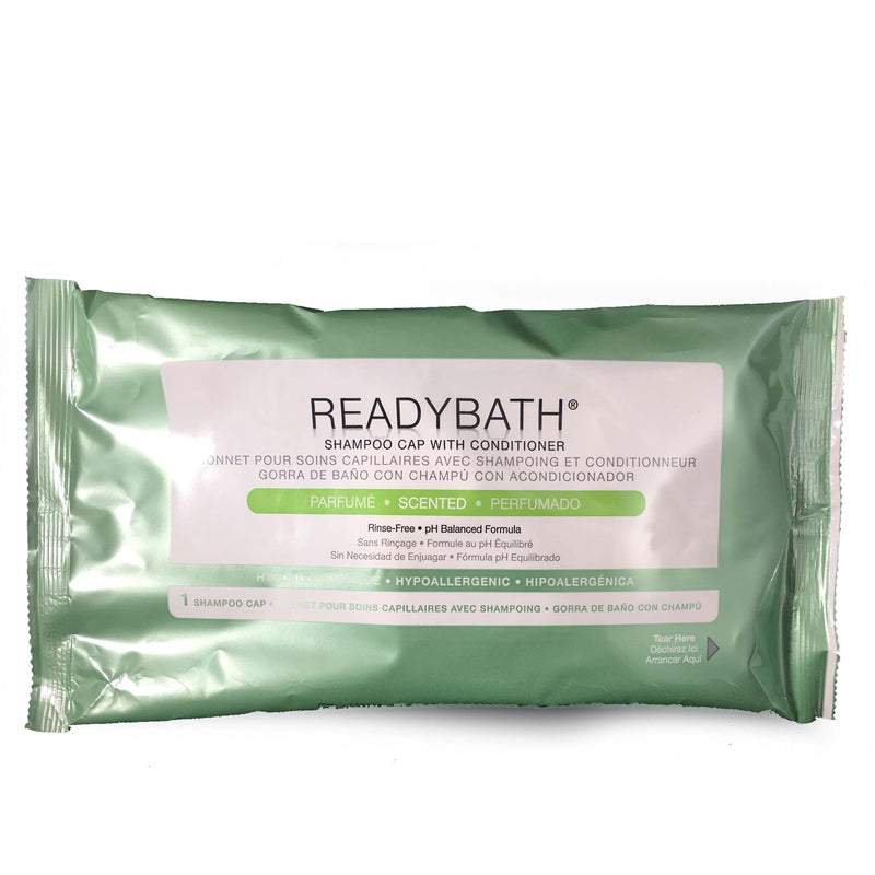 ReadyBath Rinse-Free Shampoo and Conditioning Caps