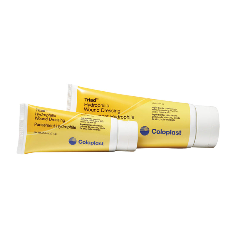 Triad™ Hydrophilic Wound Dressing