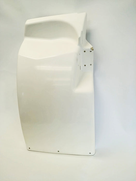 Kenworth T800-B Fender Extensions for Split Fender Hood LH 2007 & Newer - Big Truck Hoods