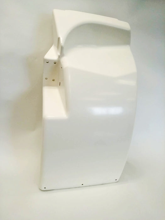 Kenworth T800-B Fender Extension RH for Split Fender Hood 2007 & Newer - Big Truck Hoods