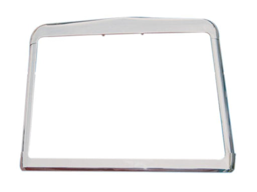 International 9300 New Aftermarket Stainless Steel Grill Surround - Big Truck Hoods