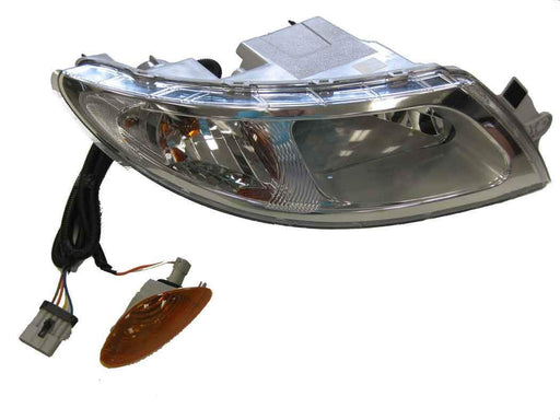 International 4100 / 4200 / 4300 / 4400 / 8500 / 8600 Drivers Side Headlight Assembly - Big Truck Hoods