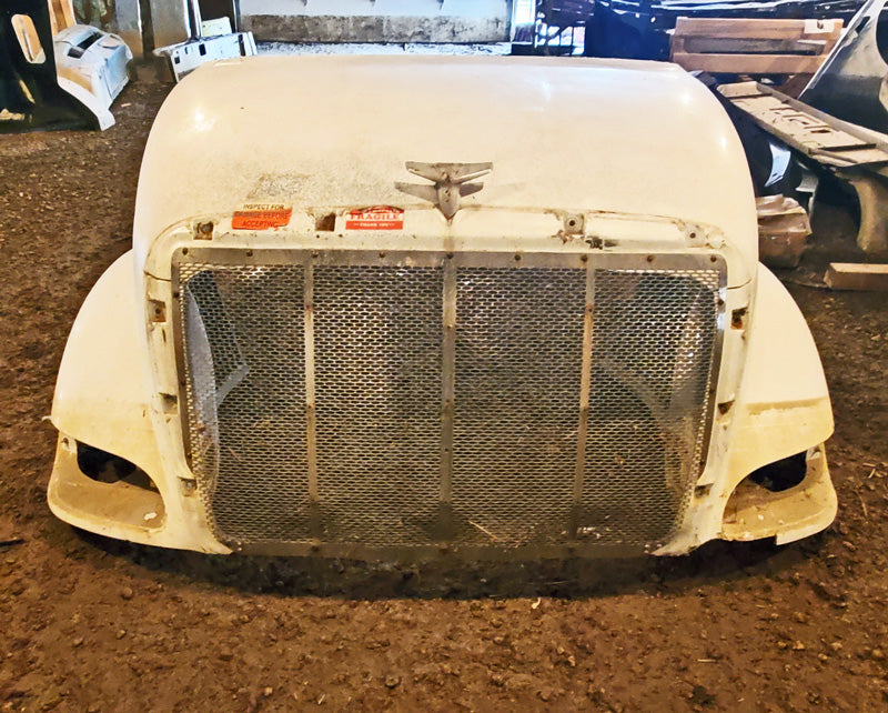 Peterbilt 387 Used Hood - Big Truck Hoods