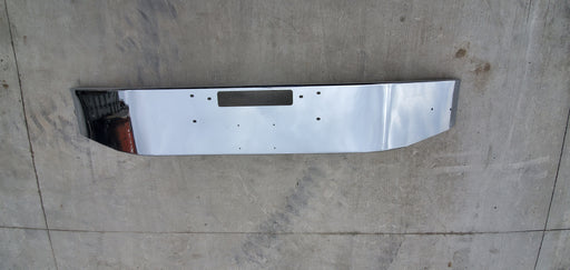 Western Star New Hendrickson Steel Chrome Bumper 4900 (201430P) *Cosmetic Blemish
