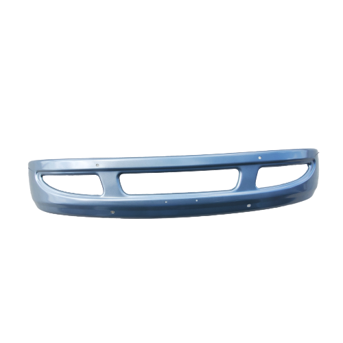 International 4300 / 4400/ 8600 Argent Silver  bumper. 2000-Up