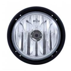 Freightliner Columbia Bumper Fog Light - Big Truck Hoods