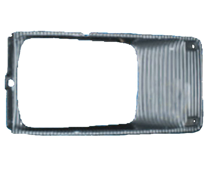 International 4900 Passenger Side Headlight Bezel - Big Truck Hoods