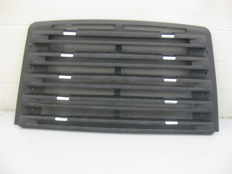 Freightliner 114SD OEM Take Off Grill 5 Louvers With Chrome - Big Truck Hoods