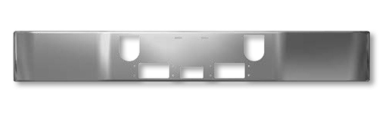 Mack CH Aero SBA Steel Chrome Bumper - Big Truck Hoods