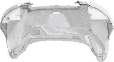 International 4100 / 4200 / 4300 / 4400 Hood  2010 & newer - Big Truck Hoods