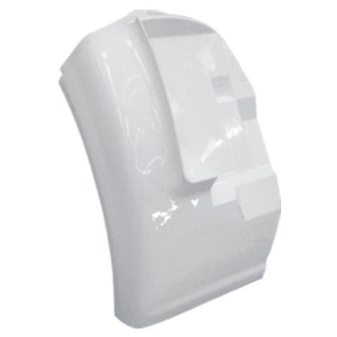International 8100 New Aftermarket Drivers Side Fiberglass Quarter Fender - Big Truck Hoods