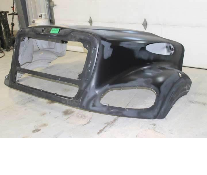 Freightliner M2 112 Hood HD Hwy OEM Take Off 1604
