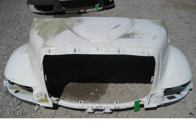 International 4100 / 4200 / 4300 / 4400 OEM Take Off Hood 1218 - Big Truck Hoods