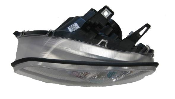 Freightliner M2 106 112 Headlight Assembly LH Drivers Side New OEM Cosmetic Blemished - Big Truck Hoods