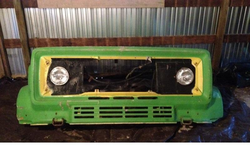 GMC Kodiak / Top Kick Older Used Hood