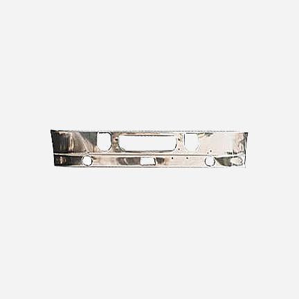 Mack Vision Steel Chrome Bumper - Big Truck Hoods
