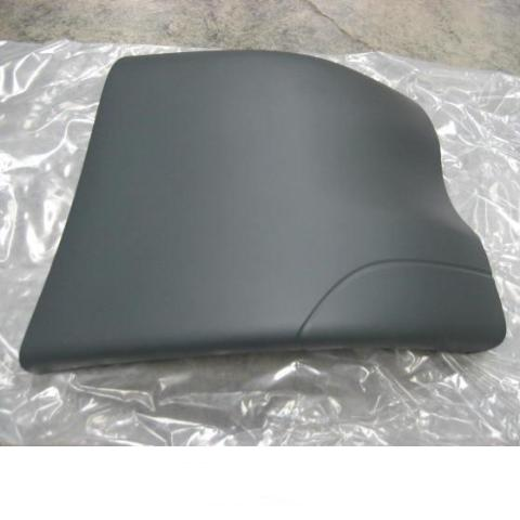 Freightliner Columbia Bumper End Cap Plastic Drivers Side. - Big Truck Hoods