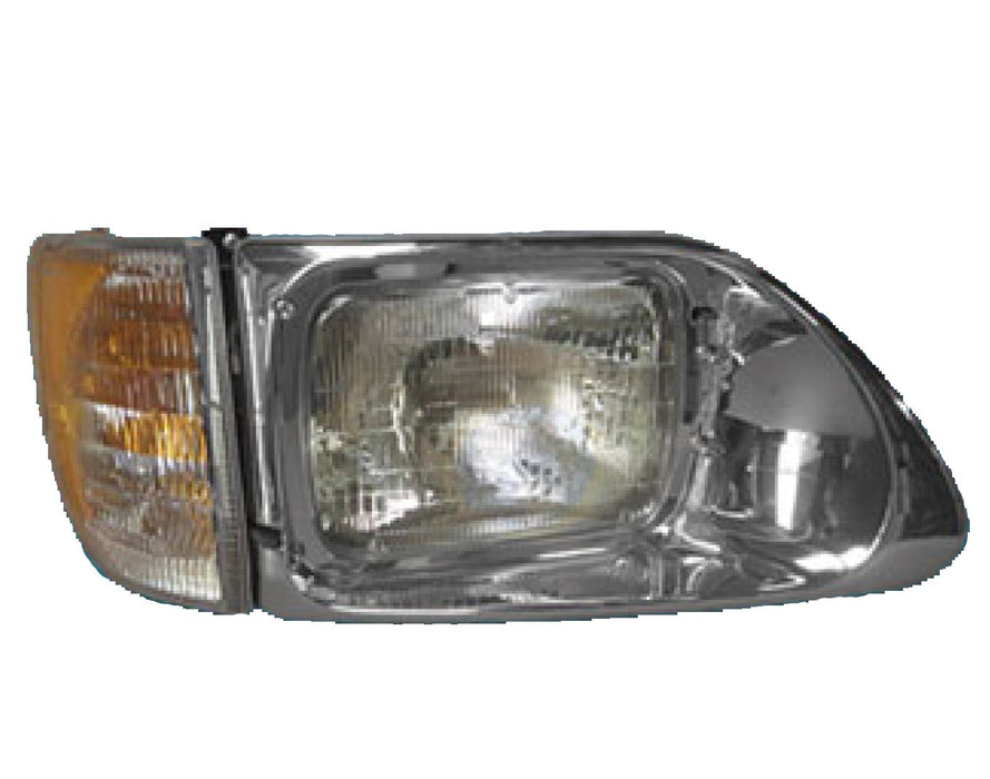 International 9200 / 9400 Passenger Side Headlight Assembly - Big Truck Hoods