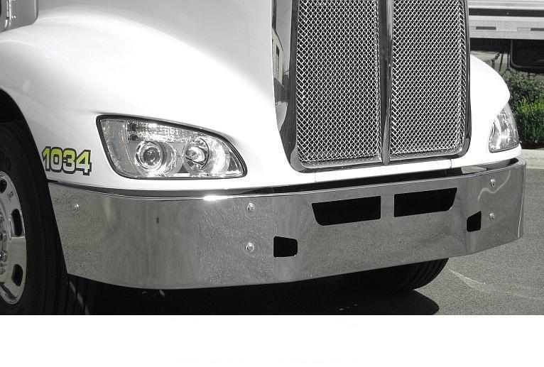 Kenworth T-660 New Aftermarket Steel Chrome Bumper