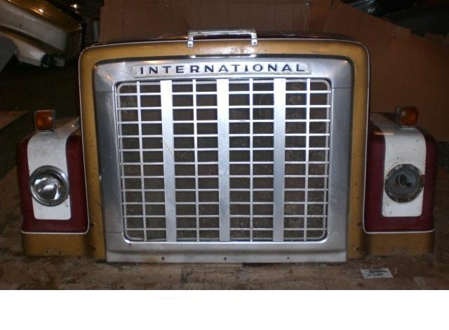 International 4300 Used Hood