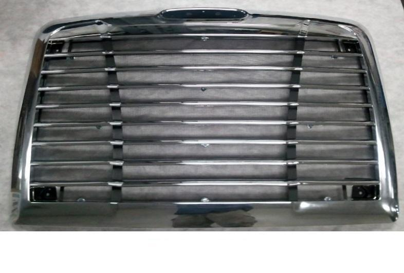 Freightliner Century Grill With Bug Screen Includes Attachment - Big Truck Hoods